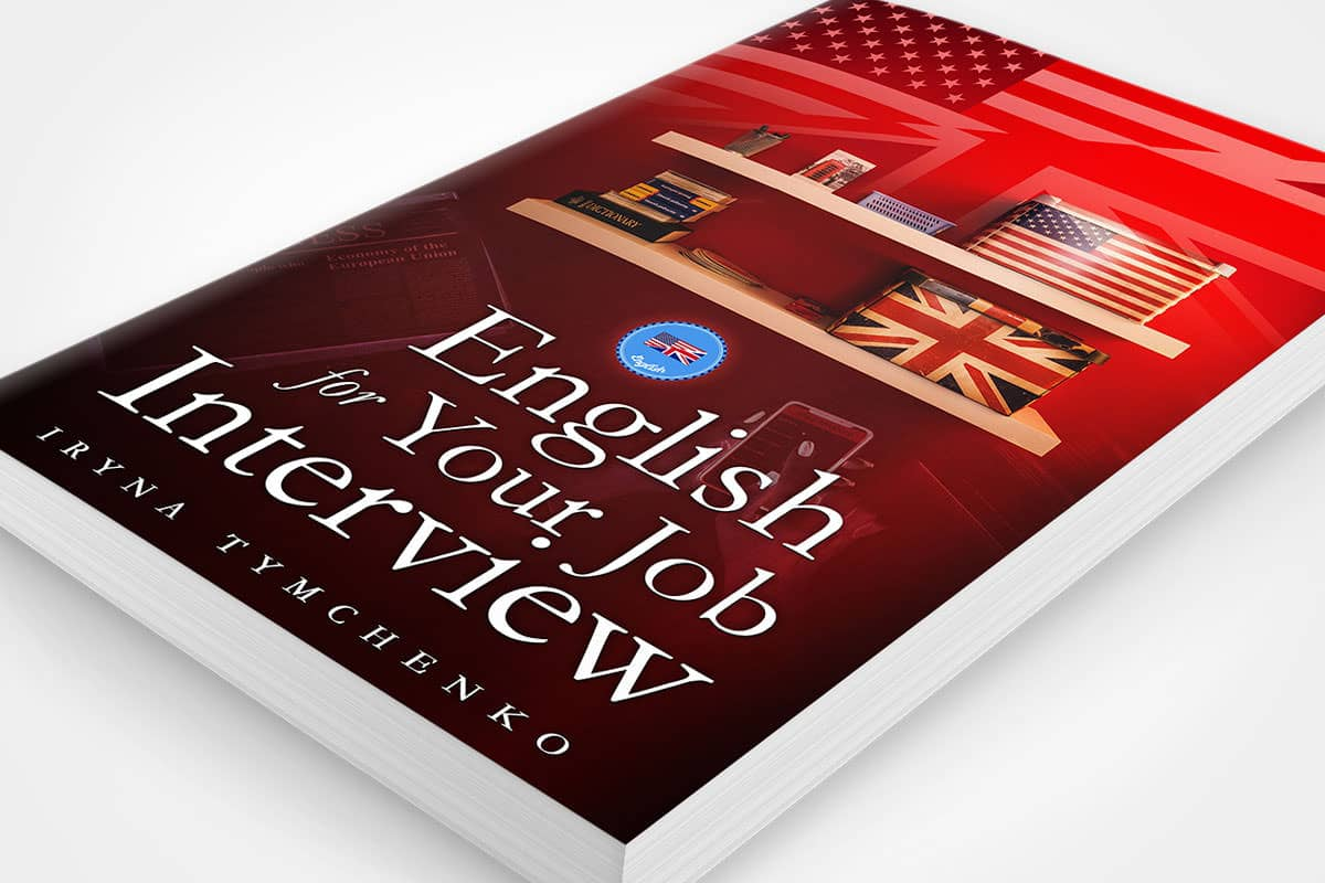 book cover redesign english