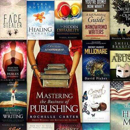 Book Cover Portfolio