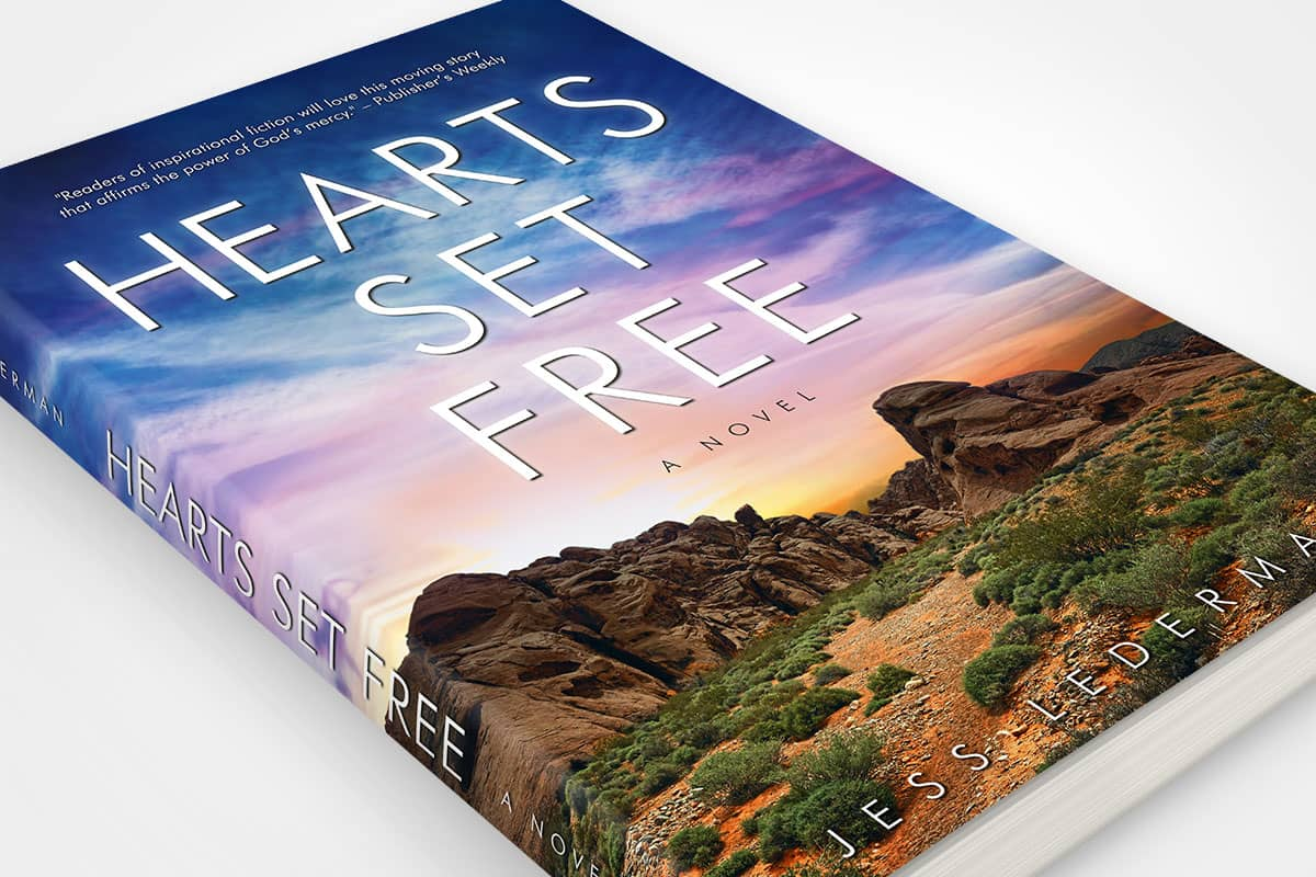 book cover redesign jess lederman