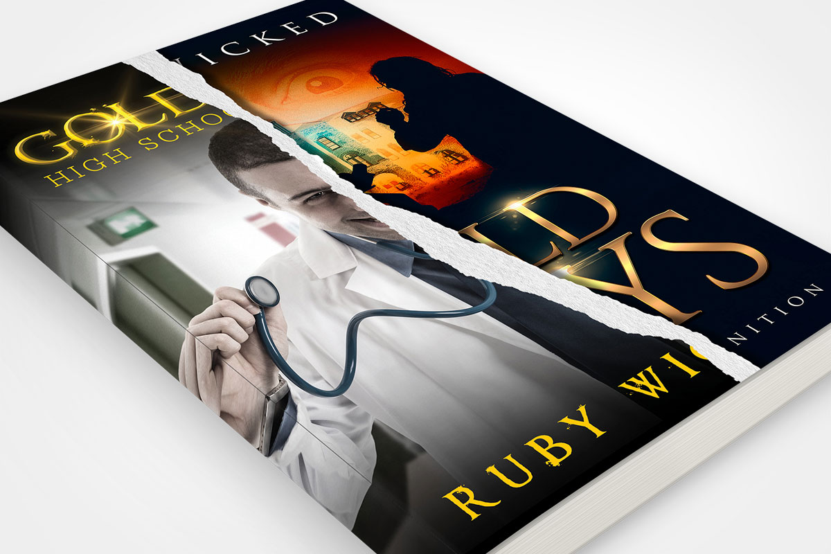 book cover redesign ruby wicked gold boys