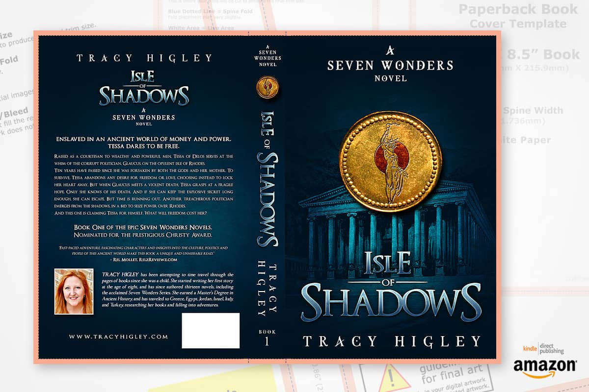 tracy higley isle of shadows