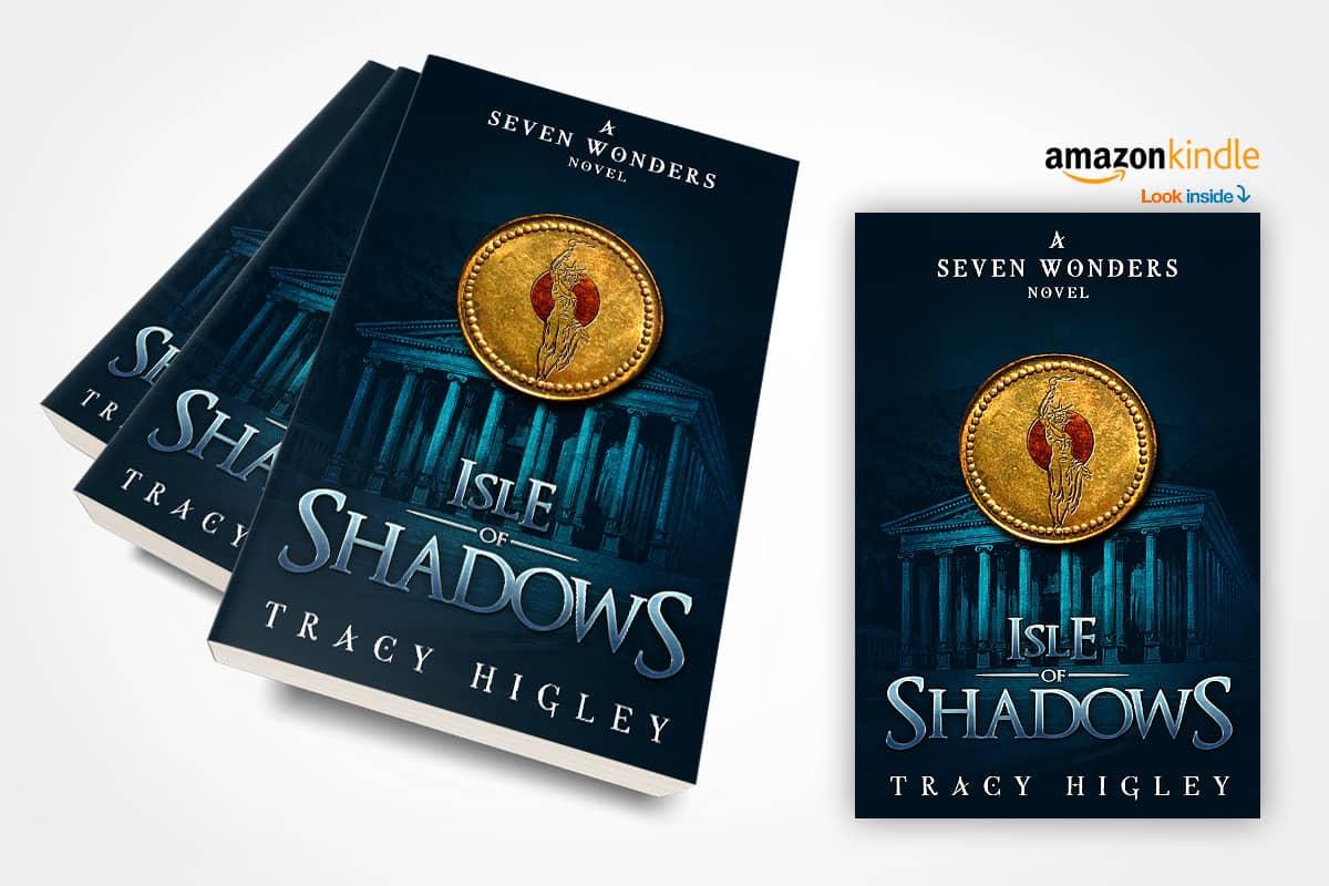 tracy higley isle of shadows