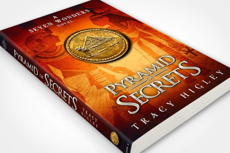 tracy higley pyramid of secrets