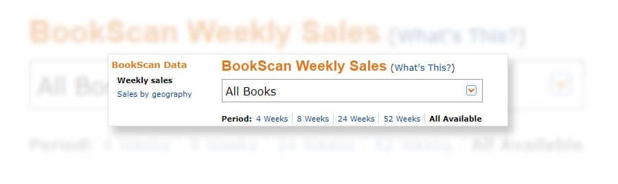 amazon author central book scan