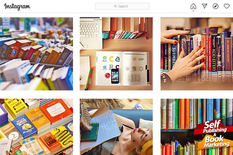 Instagram for Authors. Simple Secrets to Rock Your Instagram Presence.