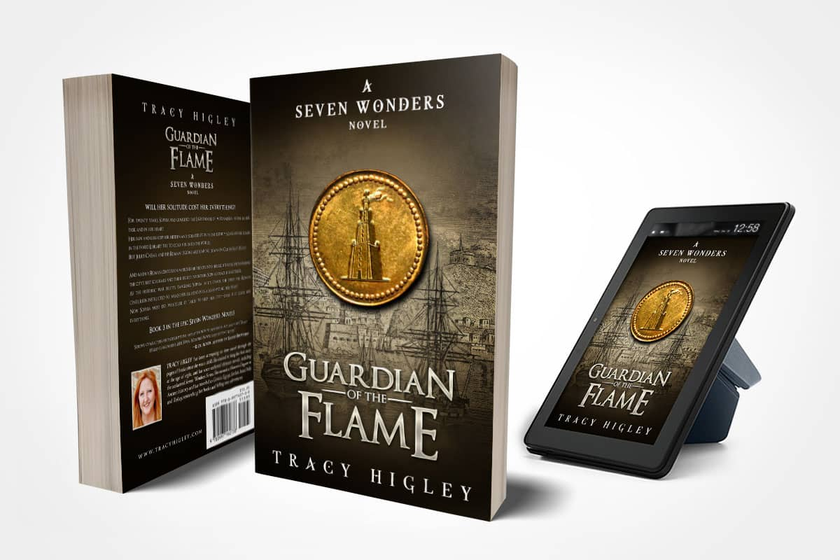 tracy higley guardian of the flame