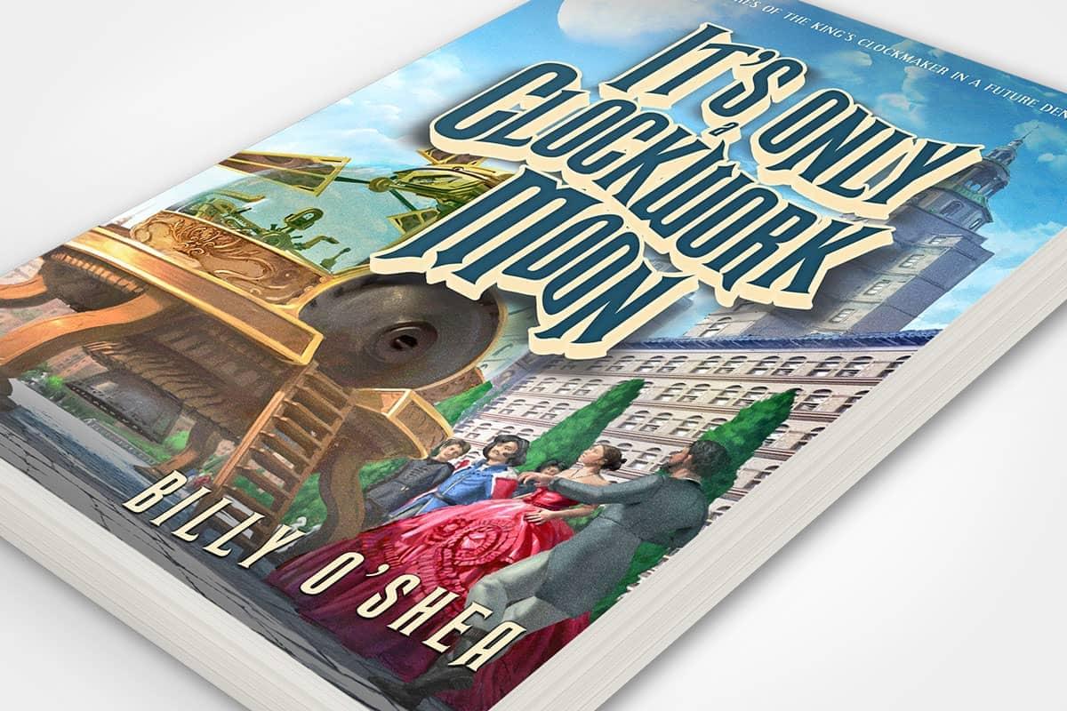 fantasy book cover designers