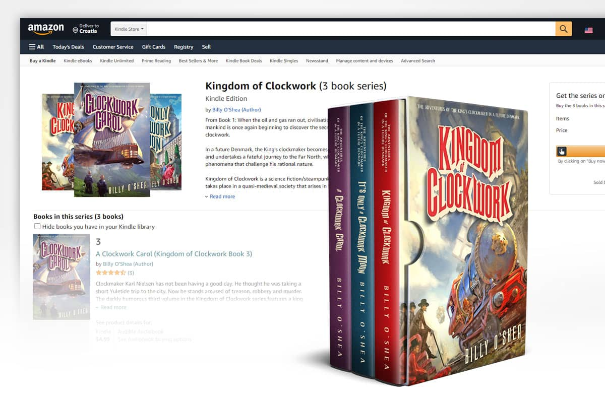 freelance book cover artists