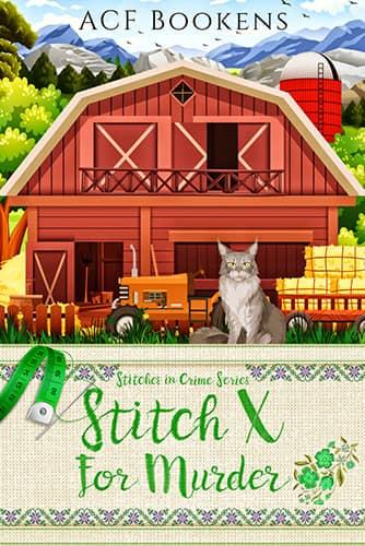 Stitch X For Murder