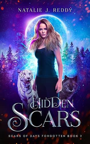 Hidden Scars (Scars of Days Forgotten Series)